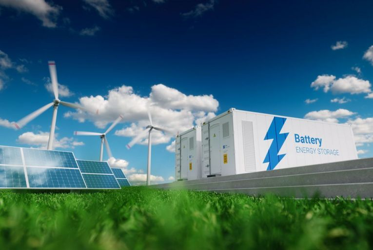 Battery storage connected to electricity grid increases by 600%