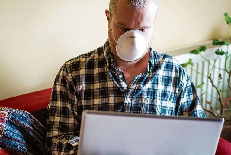 When employees are working remotely, their holiday entitlement is building up. Picture: Getty