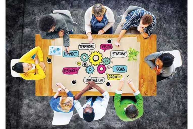 Top firms are proactive about innovation, and the best require a constant flow of good ideas for career advancement. Picture: iStock