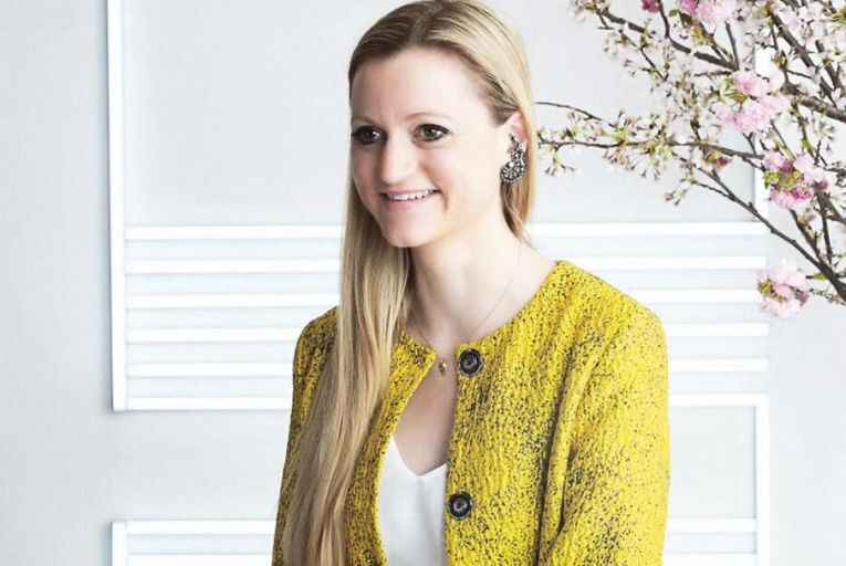 Sophie Hackford, the noted technology futurist, will address the Shannon Chamber conference at Dromoland Castle Hotel
