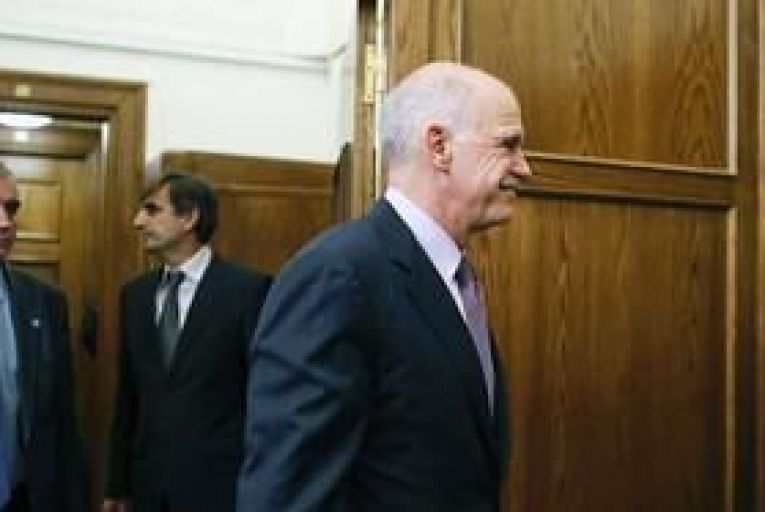 Papandreou agrees new government