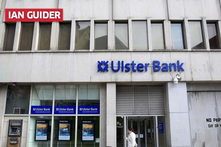 Ulster Bank plans to sell off 6,500 home loans