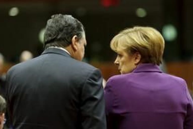 "Merkel: ""We did what's right and important for the euro"""