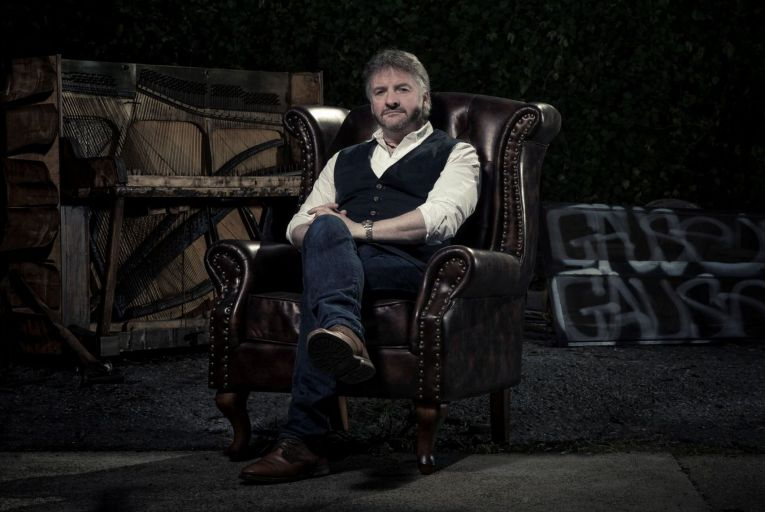 John Connolly: 'When the book is finished, you have to put on a completely different persona in order to go out and promote your work'