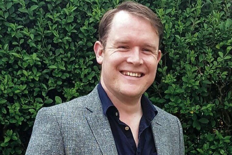 Dualta Ó Broin, the head of public policy at Facebook Ireland