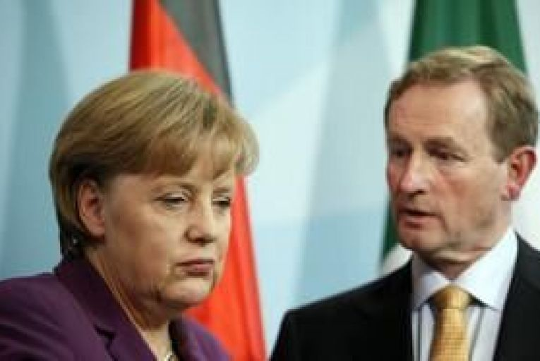 """Kenny: Ireland will repay """"every cent that it owes"""""""