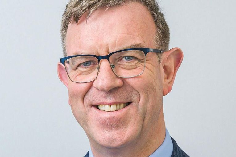 Ger Deering, Financial Services and Pensions Ombudsman