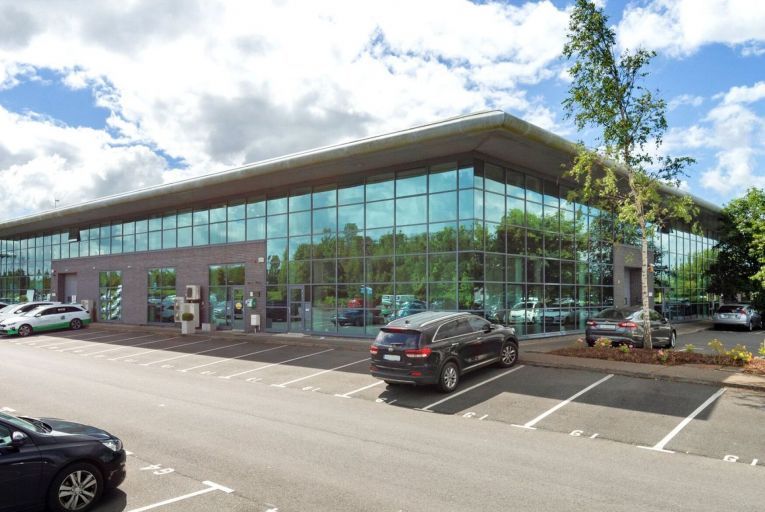 Lively interest in Maynooth office building guiding €595k