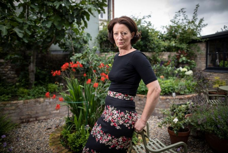 Kathleen MacMahon: 'I am nothing if not empowered, so why has my brain been wired as if I'm not?' Picture: Fergal Phillips