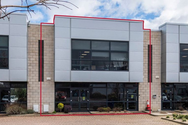 Two-storey office unit in D22 comes to the market
