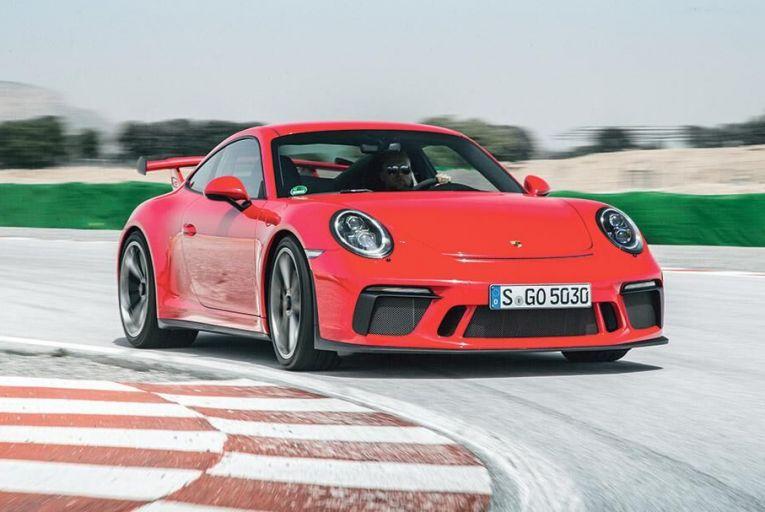 The new Porsche 911 GT3 is little short of a masterpiece