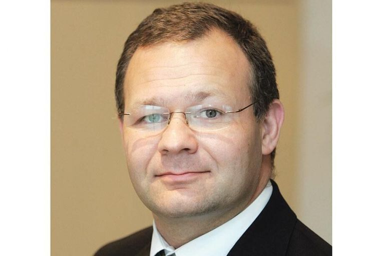 Simon Hoffman, pensions and investments director, Friends First
