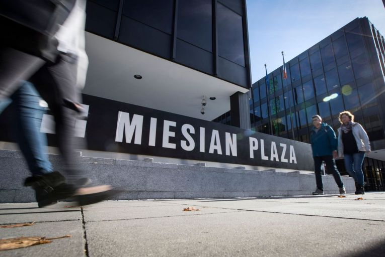 The Miesian Plaza cost overrun offers another salutary lesson in how the state can fail to manage large projects. Picture: Fergal Phillips