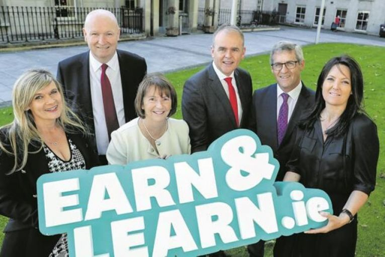 Apprenticeship scheme means the future looks bright for insurance industry
