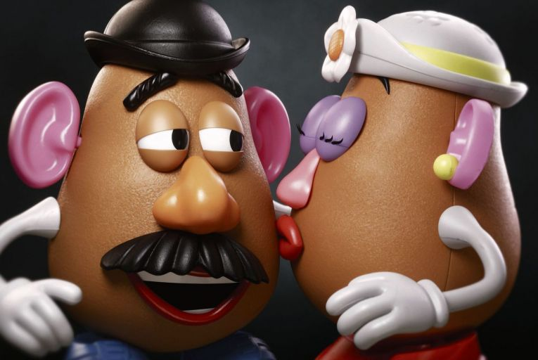 Toymaker Hasbro has dropped the 'Mr' on Mr Potato Head – at least on the box