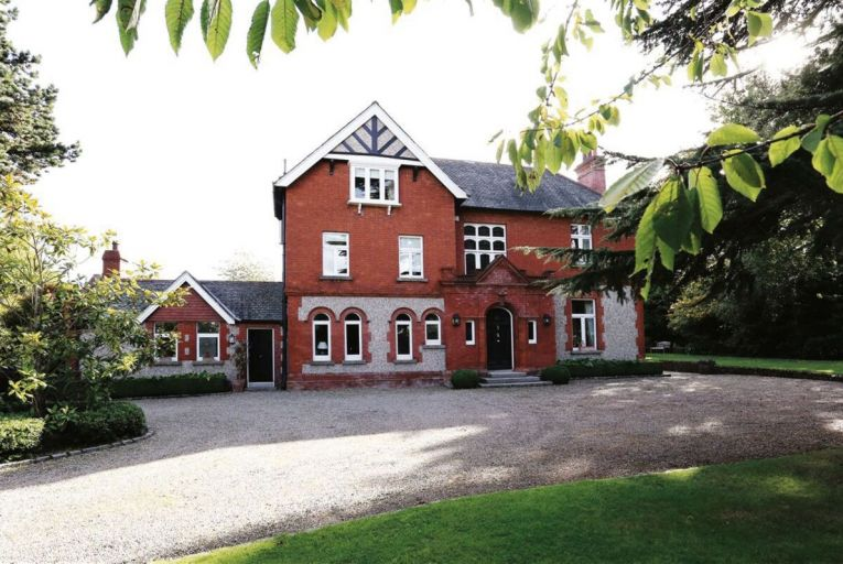 The capital's biggest home sale last year was Rathmore on Adelaide Road in Glenageary, which fetched a cool €6.5 million