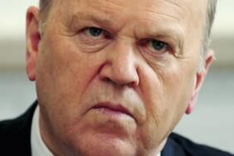 """Noonan """"confident"""" of Anglo promissory note ECB deal"""