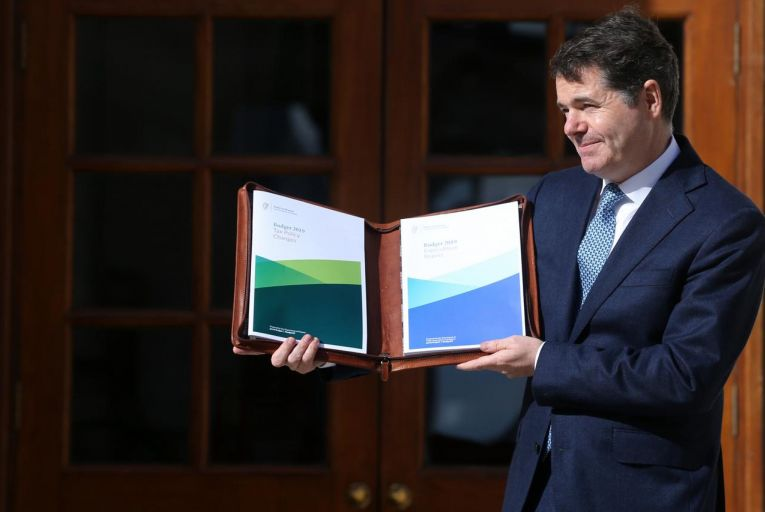 Noone could have forsaw the importance of Paschal Donohoe\'s budget last year.