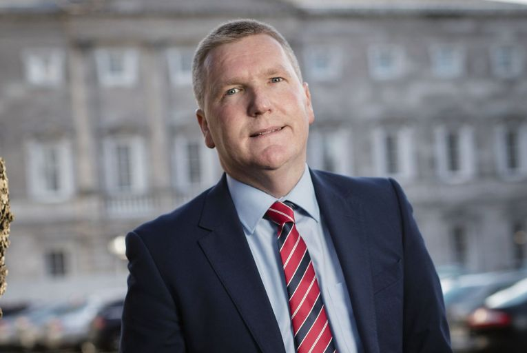 Michael McGrath, the Public Expenditure Minister, confirmed that he would be opening applications for the vacant secretary general position at the head of his department to outside candidates.