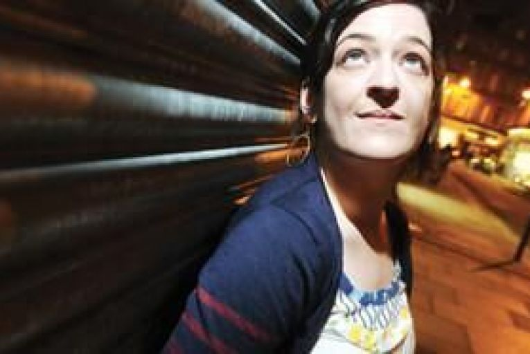 Maeve Higgins: 'Because my comedy is personal, I would hope it has a universal appeal' Picture: Bryan Meade.