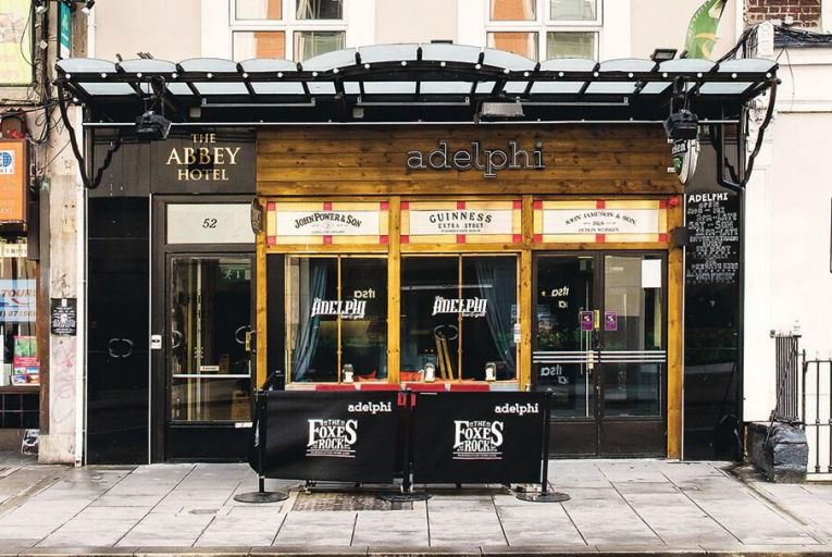 Hospitality opportunities in Dublin and Waterford