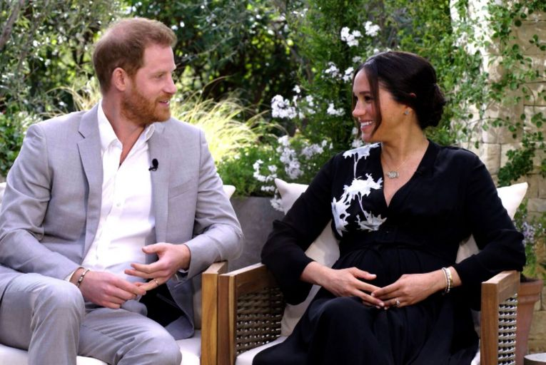 'Despite the gilded lives of royalty, with their castles, palaces and fairytale lifestyles, Harry and Meghan's story is relatable to many'