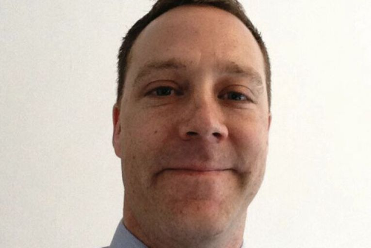 Simon Crowhen, sales manager of geo-positioning, Topcon Positioning Ireland