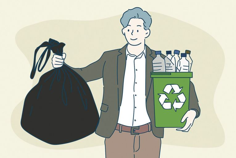 Tom Dunne: How I became the Jesus of recycling