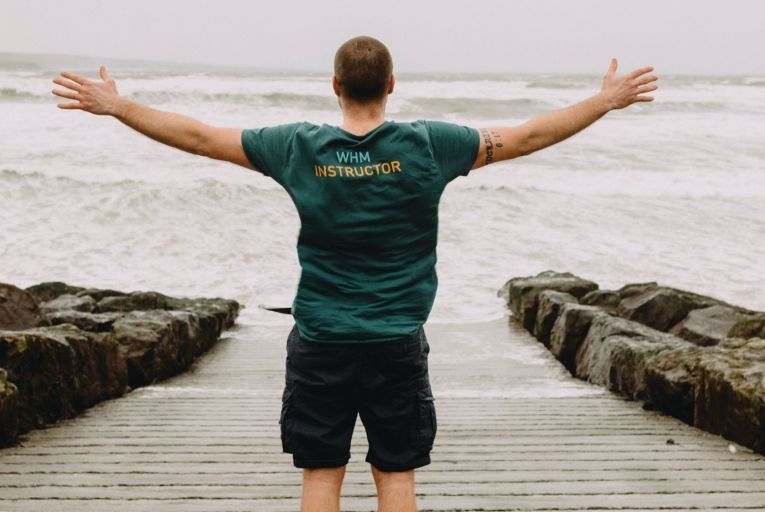 Níall Ó Murchú, Ireland's most senior Wim Hof Method instructor: 'If we stopped eating or drinking, we could probably last days or even weeks. If we were to stop breathing, however, it'd all be over in minutes'