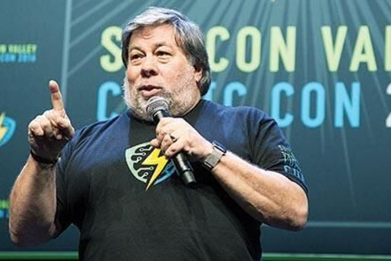 Steve Wozniak co-founded Apple and designed its first personal computers Picture: Getty