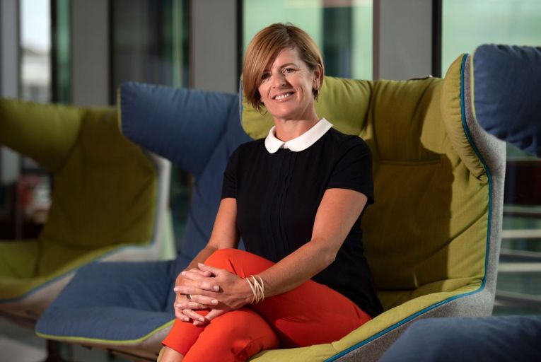 Adrienne Gormley chief operating officer at N26, is one of a number of the Berlin-based company's recent Irish hires. Photo: Maura Hickey