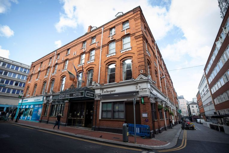 Central Hotel buyers plan to flip property after refurbishment
