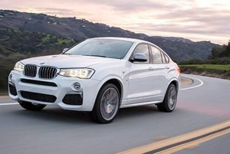 BMW X4 M40: only for the select few, due to high pricing