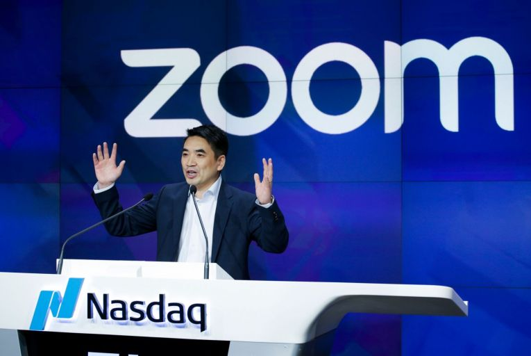 Eric Yuan: Zooming to the top