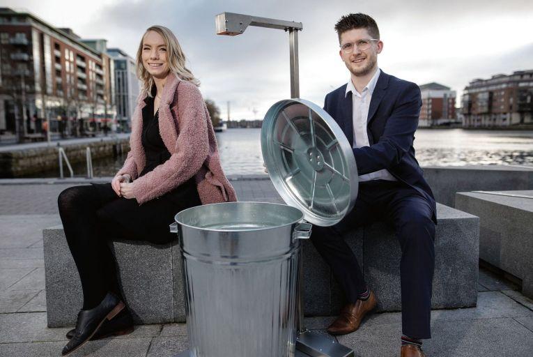 Making It Work: Bin tech helps kitchens scale down on waste