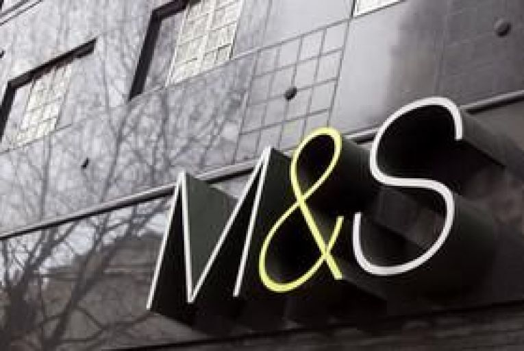 M&S group sales rose 0.8% in first quarter