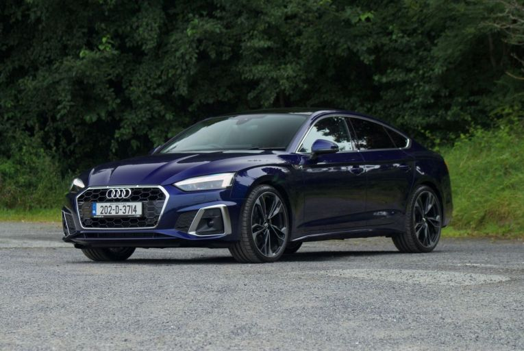 Audi A5 Sportback combines practicality with panache