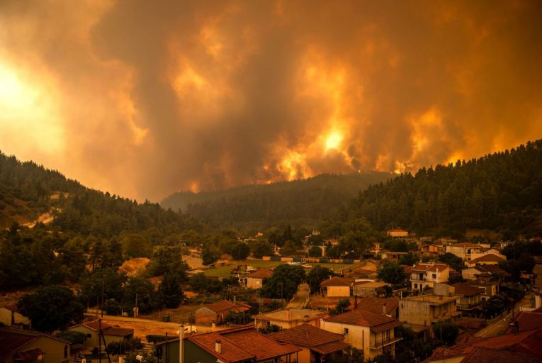 Climate change: Apocalyptic assessment confirms we now have everything to lose