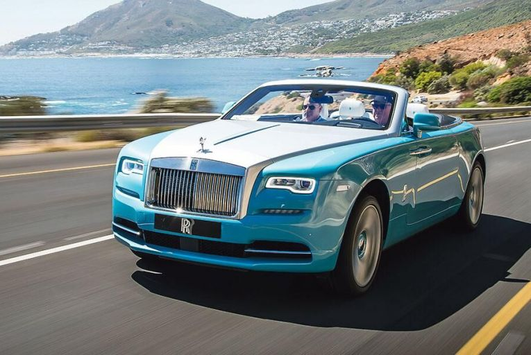 The Dawn is decadent yet delightfully true to Rolls-Royce's impeccable engineering ability