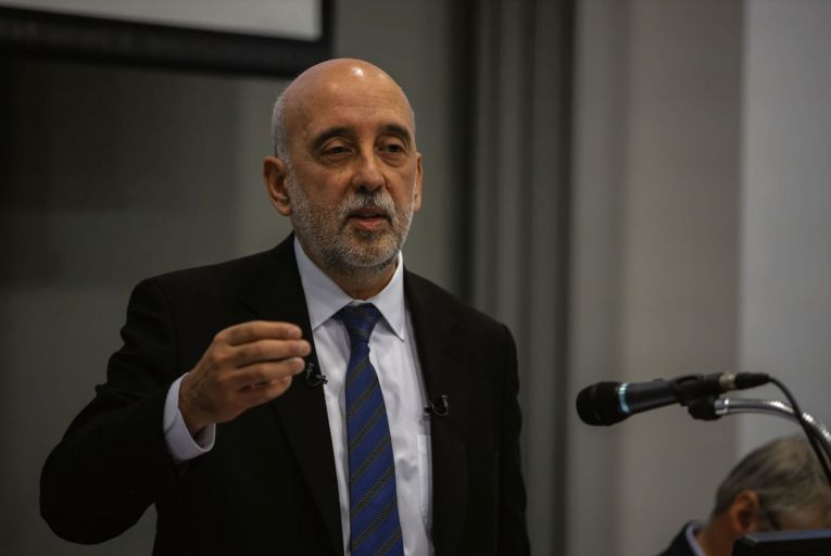 Gabriel Makhlouf, governor of the Central Bank. Picture: Patrick Browne