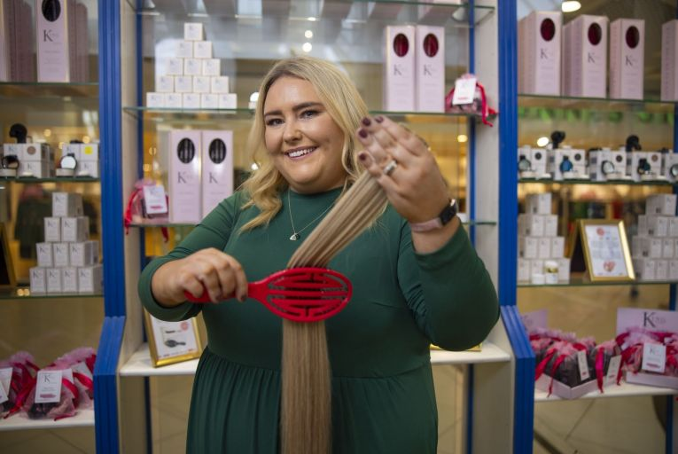 Making It Work: Wicklow hair extensions firm grows out with e-commerce pivot