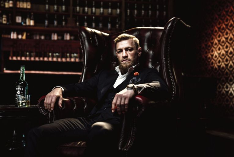 McGregor's whiskey may have to change its name