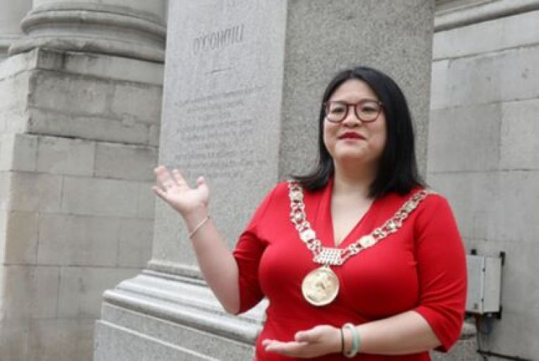 Hazel Chu gave examples such as Barack Obama, Kamala Harris and Joe Biden of politicians who had been told at various stages in their career that it was not their time to run. Picture: Rollingnews.ie