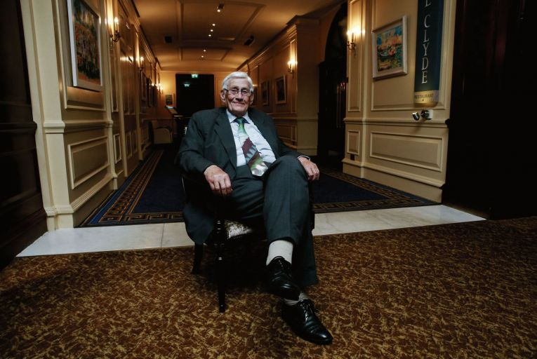 Seamus Mallon: his courage and decency shone through the worst of times