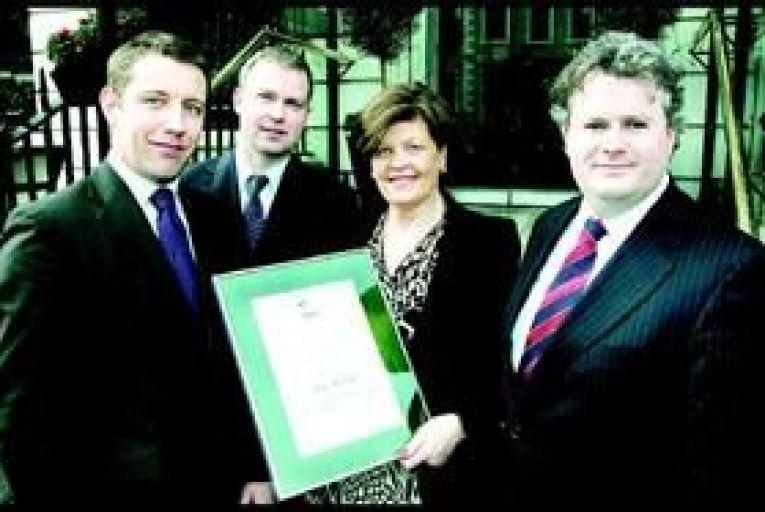 PRII award for Gibney