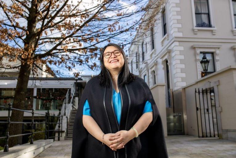 Hazel Chu, the Lord Mayor of Dublin  Pic: Marc O'Sullivan