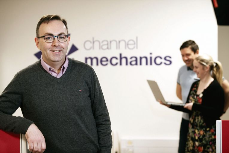 Channel Mechanics provides automation with a personal touch