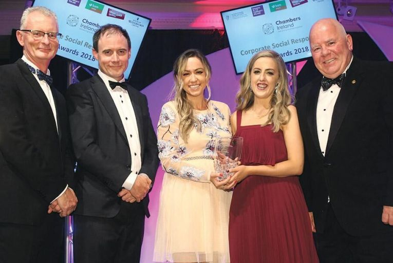CSR Award winners are making Ireland a better place