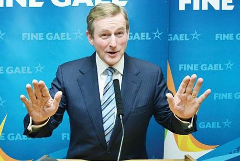 Enda Kenny: learning about 'accountability'