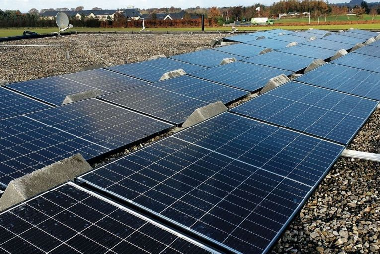 PV solar system installed by Solarstream, which has raised €1.3 million through the EIIS
